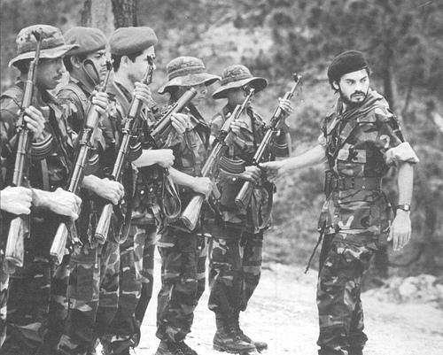 Znalezione obrazy dla zapytania wojna w nikaragui